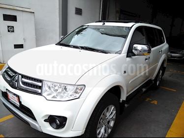 Foto venta Auto usado Mitsubishi Montero Sport Advance 4X2 (2014) color Blanco precio $249,000