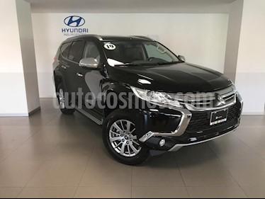 Foto venta Auto usado Mitsubishi Montero Sport ES (2019) color Negro precio $614,000