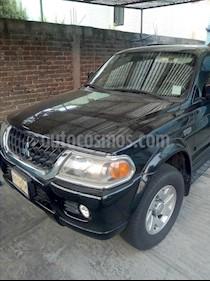 Mitsubishi Montero Sport GLX usado (2007) color Negro precio $95,000