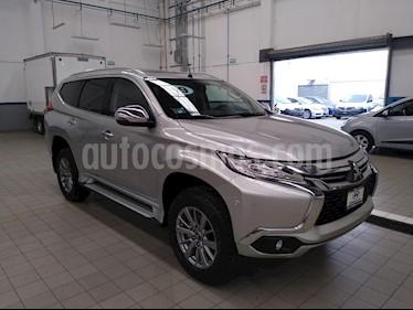 Mitsubishi Montero Sport ES usado (2019) color Plata precio $530,000
