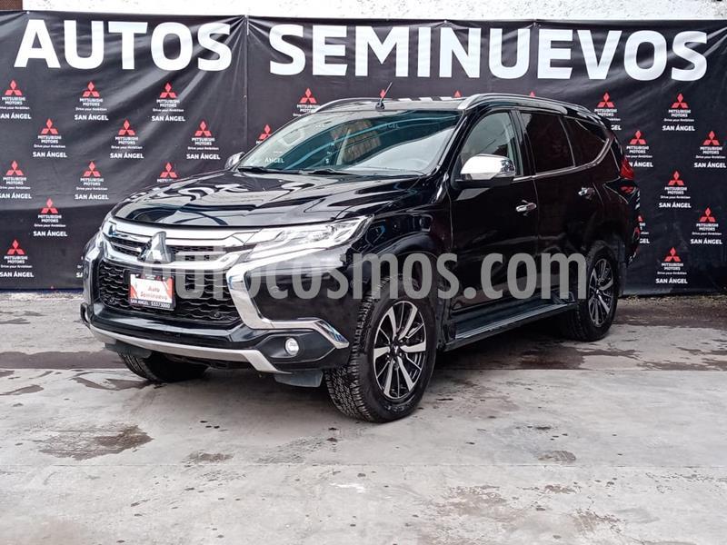 Mitsubishi Montero Sport SE Plus usado (2019) color Negro precio $520,000