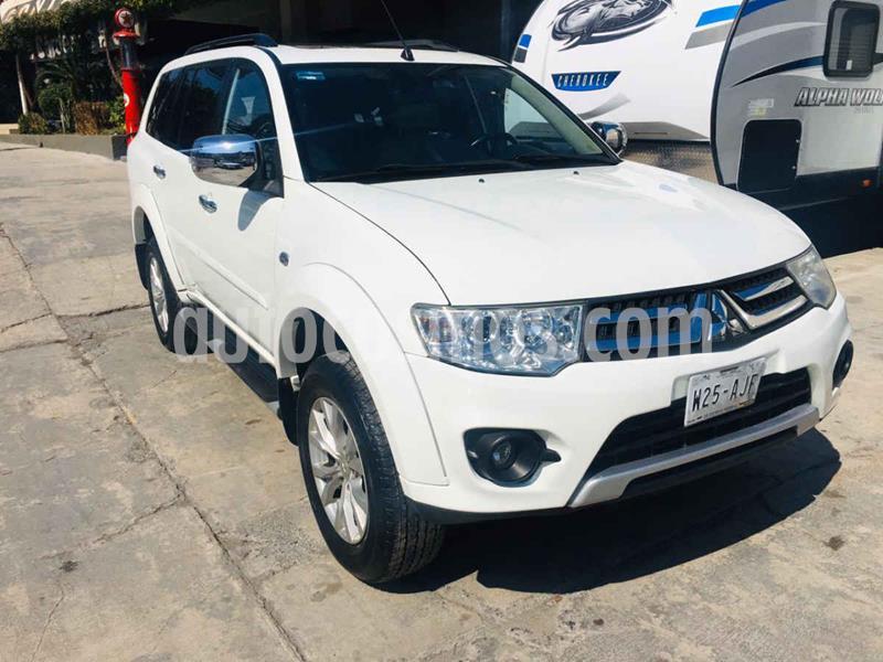 Mitsubishi Montero Sport 3.5L usado (2014) color Blanco precio $255,000