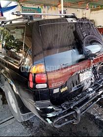 Mitsubishi Montero Sport 3.5L usado (2002) color Negro precio $650,000