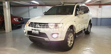 Mitsubishi Montero Sport SE usado (2015) color Blanco precio $299,000