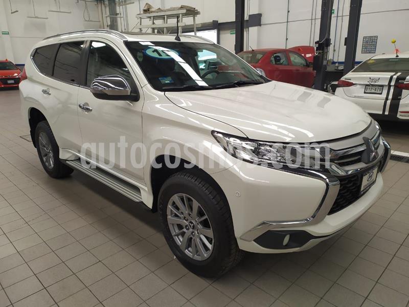 Mitsubishi Montero Sport ES usado (2019) color Blanco precio $530,000