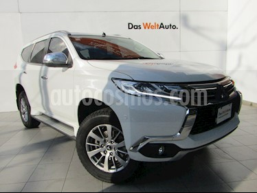 Mitsubishi Montero Sport Advance 4X2 usado (2018) color Blanco precio $445,000