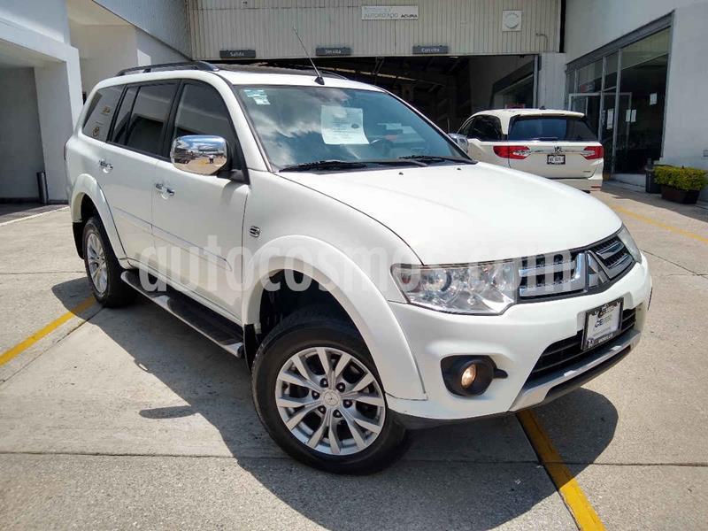 Mitsubishi Montero Sport 3.5L usado (2015) color Blanco precio $249,800