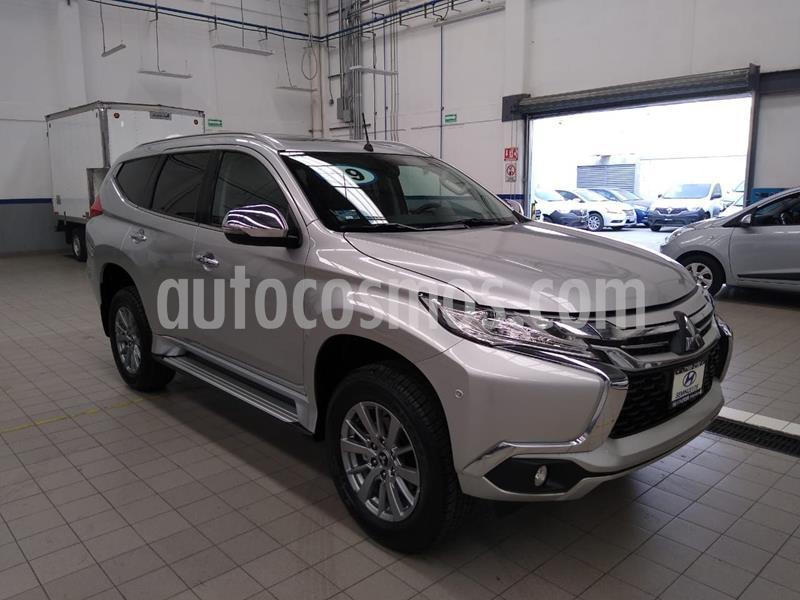 Mitsubishi Montero Sport ES usado (2019) color Plata Dorado precio $530,000