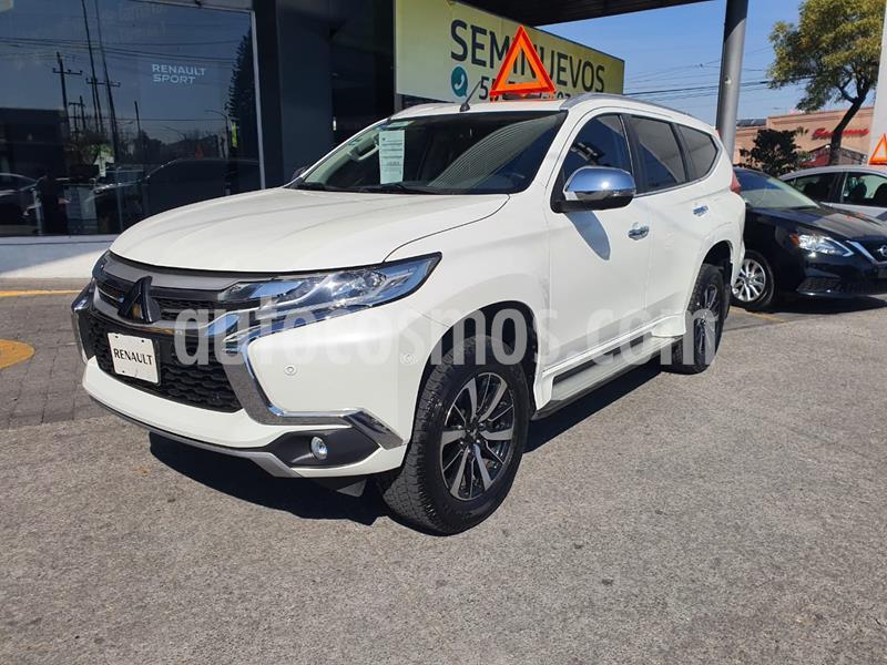 Mitsubishi Montero Sport 3.5L usado (2019) color Blanco precio $520,000