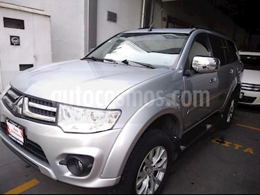 Foto venta Auto usado Mitsubishi Montero Sport SE (2014) color Plata precio $239,000