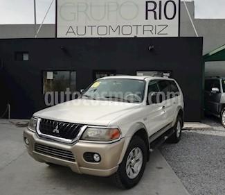Foto venta Auto usado Mitsubishi Montero Sport SE (2006) color Blanco precio $89,000