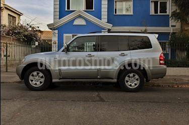 Mitsubishi Montero 3.5 V6 5 Puertas Automatico usado (2003) color Gris precio $4.500.000