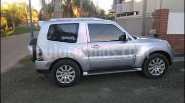 Foto venta Auto usado Mitsubishi Montero 3P 3.2 GLS DI-D Aut (2010) color Gris Plata  precio $750.000