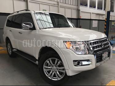 Foto venta Auto usado Mitsubishi Montero 5p Limited V6/3.8 Aut (2016) color Blanco precio $429,000
