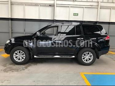 Mitsubishi Montero 5p Sport V6/3,0 Aut usado (2015) color Negro precio $310,000