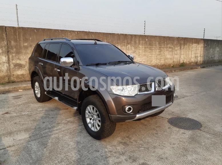 Mitsubishi Montero 3.2L Wagon Di Lujo usado (2015) color Gris precio $70.000.000