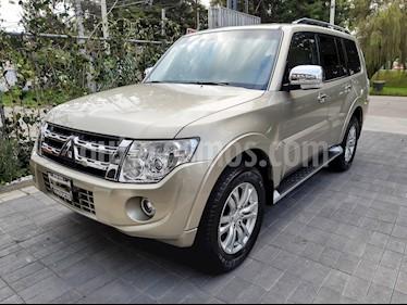 Mitsubishi Montero Limited usado (2014) color Bronce precio $320,000