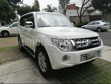 Foto Mitsubishi Montero Limited usado (2013) color Blanco precio $255,000