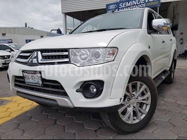 Foto venta Auto usado Mitsubishi Montero Limited (2015) color Blanco precio $295,000