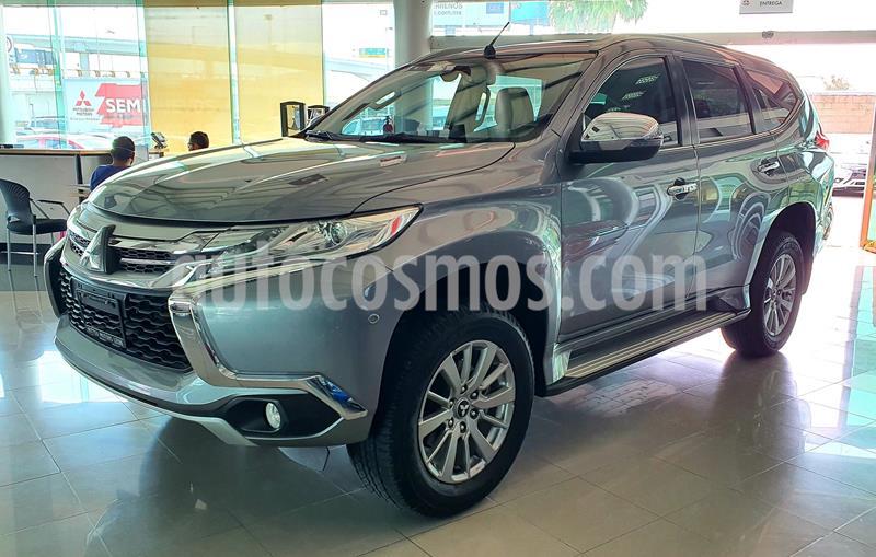 Mitsubishi Montero Limited usado (2018) color Gris precio $445,000