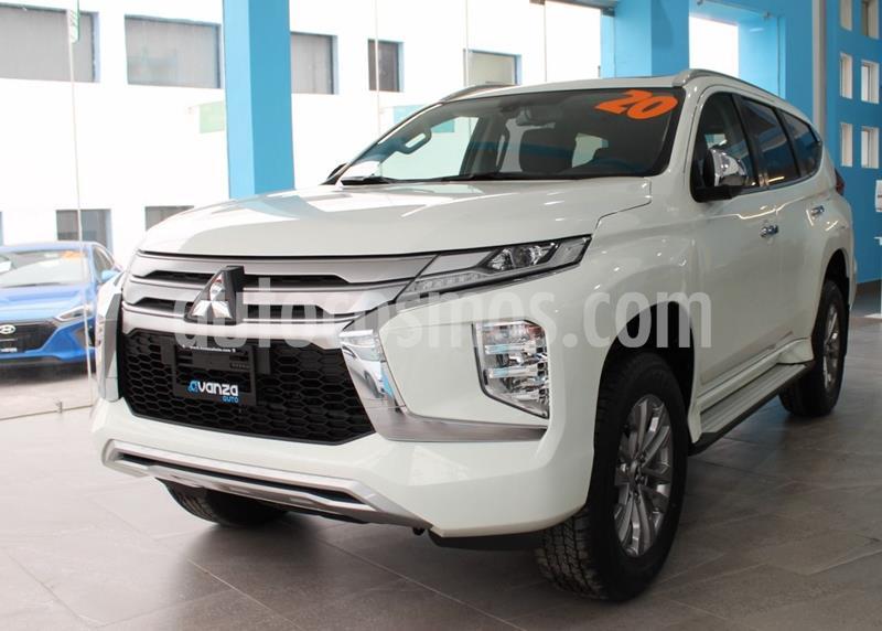 Mitsubishi Montero Limited usado (2020) color Blanco precio $649,000