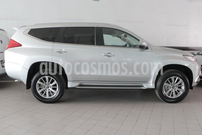 Mitsubishi Montero Limited usado (2019) color Plata Dorado precio $616,900