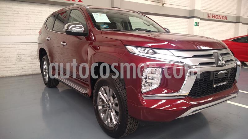 Mitsubishi Montero Limited usado (2020) color Rojo precio $599,000
