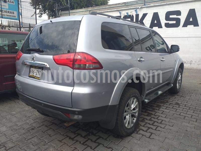 Mitsubishi Montero Limited usado (2014) color Plata precio $255,000