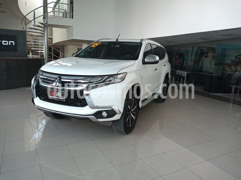 Mitsubishi Montero Limited usado (2019) color Blanco precio $499,000