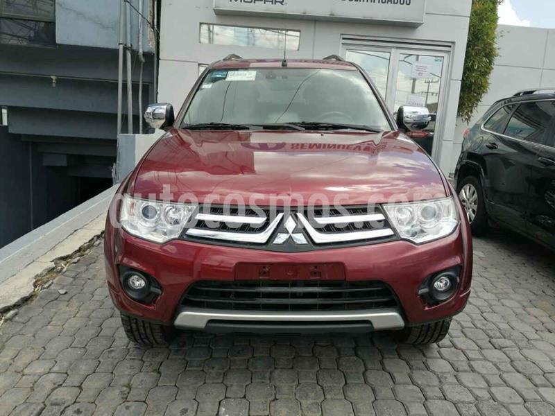 Mitsubishi Montero Limited usado (2015) color Rojo precio $239,900