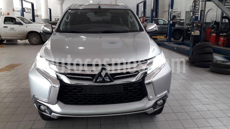 Mitsubishi Montero Limited usado (2019) color Plata Dorado precio $480,000