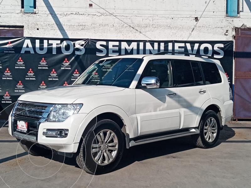 Mitsubishi Montero Limited usado (2015) color Blanco precio $320,000