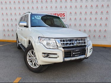 Mitsubishi Montero Limited usado (2016) color Blanco precio $395,000