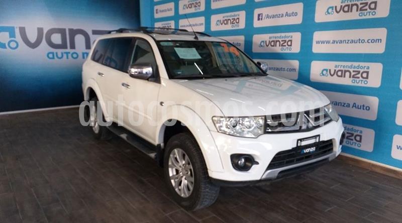 Mitsubishi Montero Limited usado (2014) color Blanco precio $239,000