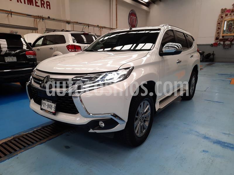 Mitsubishi Montero Limited usado (2018) color Blanco precio $480,000