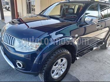 Mitsubishi Montero Limited usado (2009) color Azul precio $165,000
