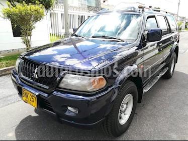 Mitsubishi Motors Nativa Lujo Autom.- usado (2003) color Azul precio $29.900.000