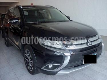Foto venta Auto usado Mitsubishi Outlander - (2016) color Negro precio u$s40.000