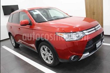 Foto venta Auto usado Mitsubishi Outlander 2.4L ES (2015) color Rojo precio $259,000