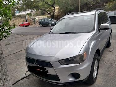 Foto venta Auto usado Mitsubishi Outlander 2.4L Limited (2010) color Plata precio $135,000
