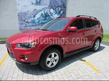 Foto venta Auto usado Mitsubishi Outlander 2.4L XLS (2013) color Rojo precio $159,000