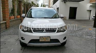 Mitsubishi Outlander 3.0L XLS Premium usado (2007) color Blanco precio $110,000
