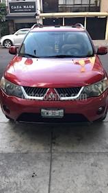 Mitsubishi Motors Outlander 3.0L XLS  usado (2009) color Rojo precio $139,000