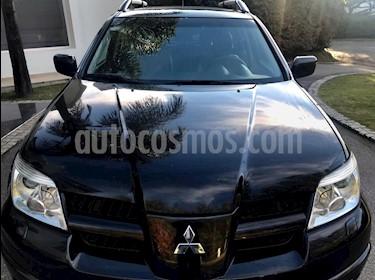 Foto venta Auto usado Mitsubishi Outlander GLS 2.4 (2008) color Negro precio $359.000
