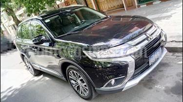 Foto venta Auto usado Mitsubishi Outlander GLS 2.4 (2018) color Negro precio $1.690.000