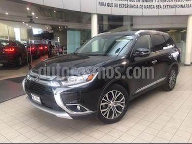 Foto venta Auto usado Mitsubishi Outlander Limited (2018) color Negro precio $405,000