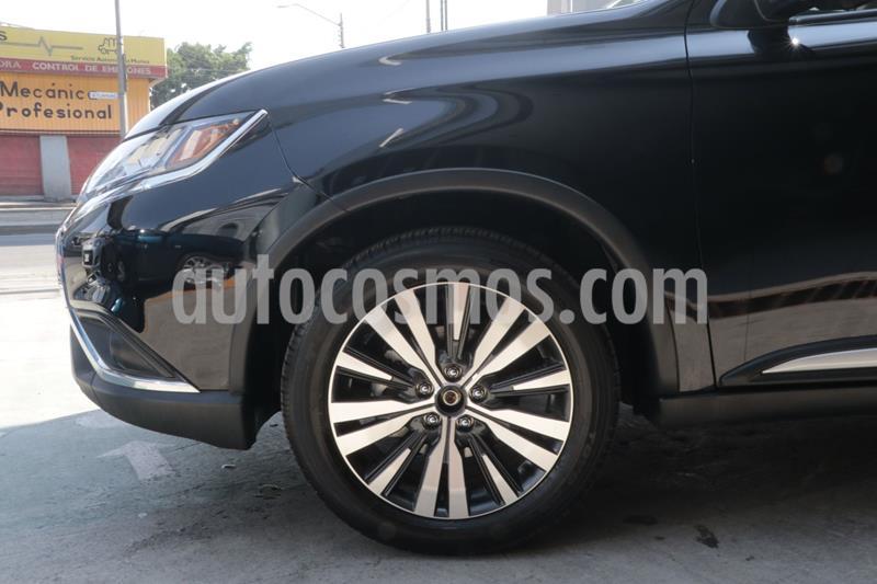 Mitsubishi Outlander 2.4L Limited usado (2019) color Negro precio $423,500