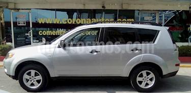 Mitsubishi Outlander 2.4L LS  usado (2007) color Plata precio $99,900