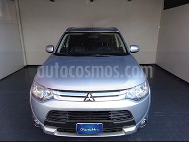 Mitsubishi Outlander 2.4L Limited usado (2015) color Plata precio $236,800