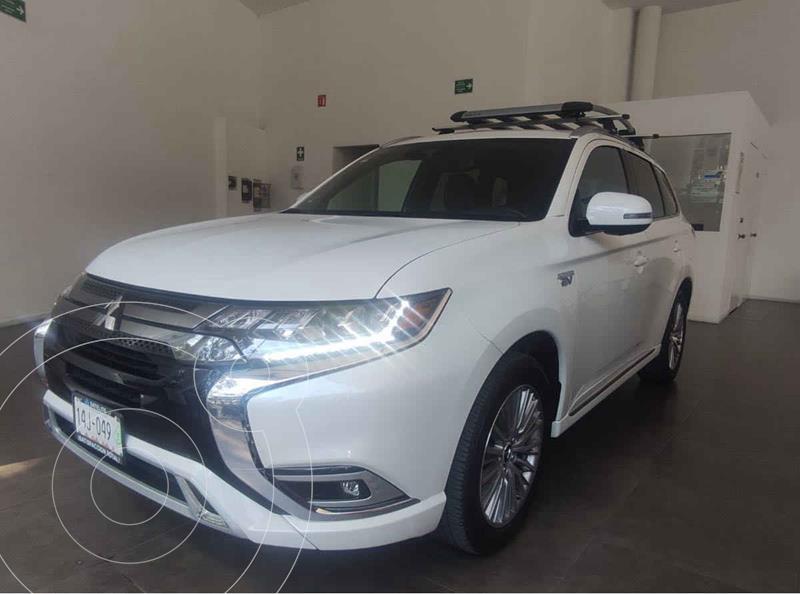 Foto Mitsubishi Outlander Limited usado (2020) color Blanco precio $689,000